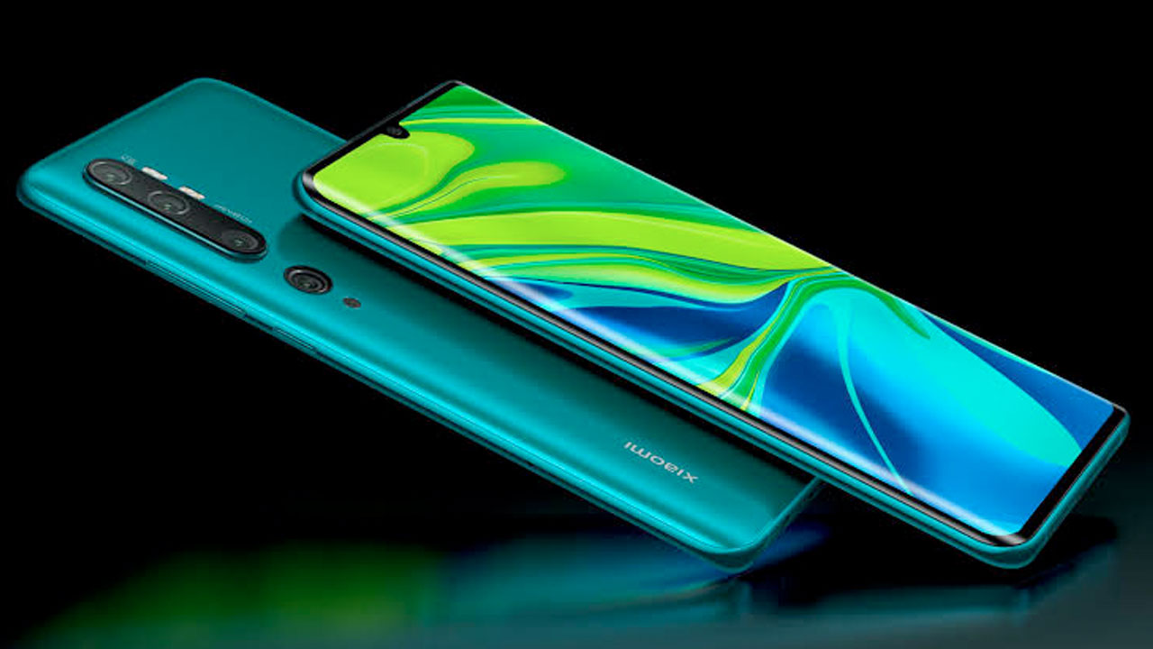 Những thông tin xung quanh Xiaomi Mi CC10