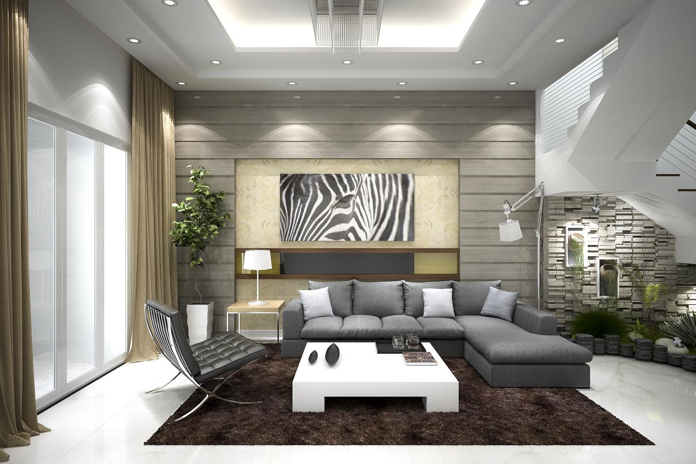 Phong thủy trong thiết kế nội thất nhà