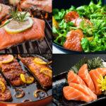 Tìm hiểu công thức chế biến các món ăn ngon từ cá hồi