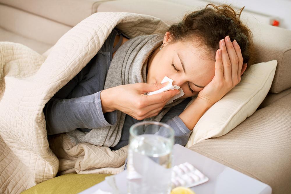 bệnh sổ mũi