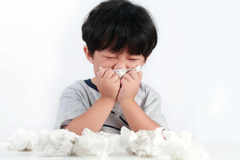 phòng bệnh sổ mũi