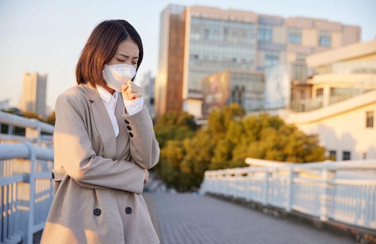 sổ mũi trời lạnh