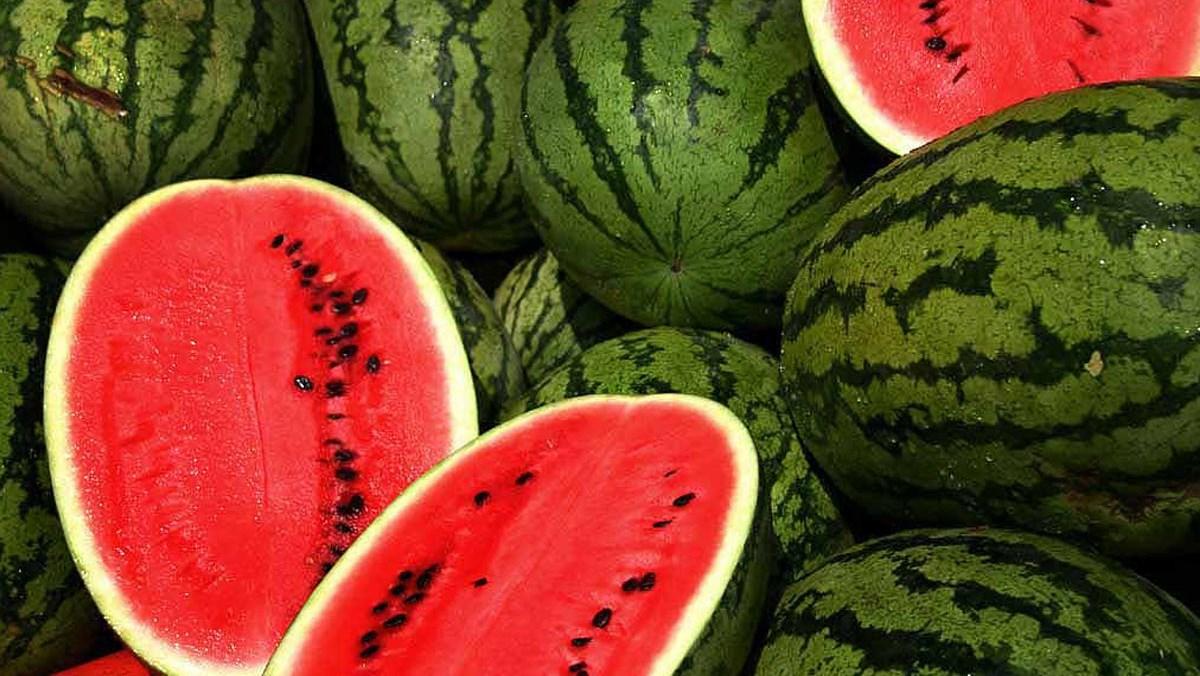 Dưa hấu là thực phẩm lành mạnh giúp gia tăng tốc độ chuyển hóa