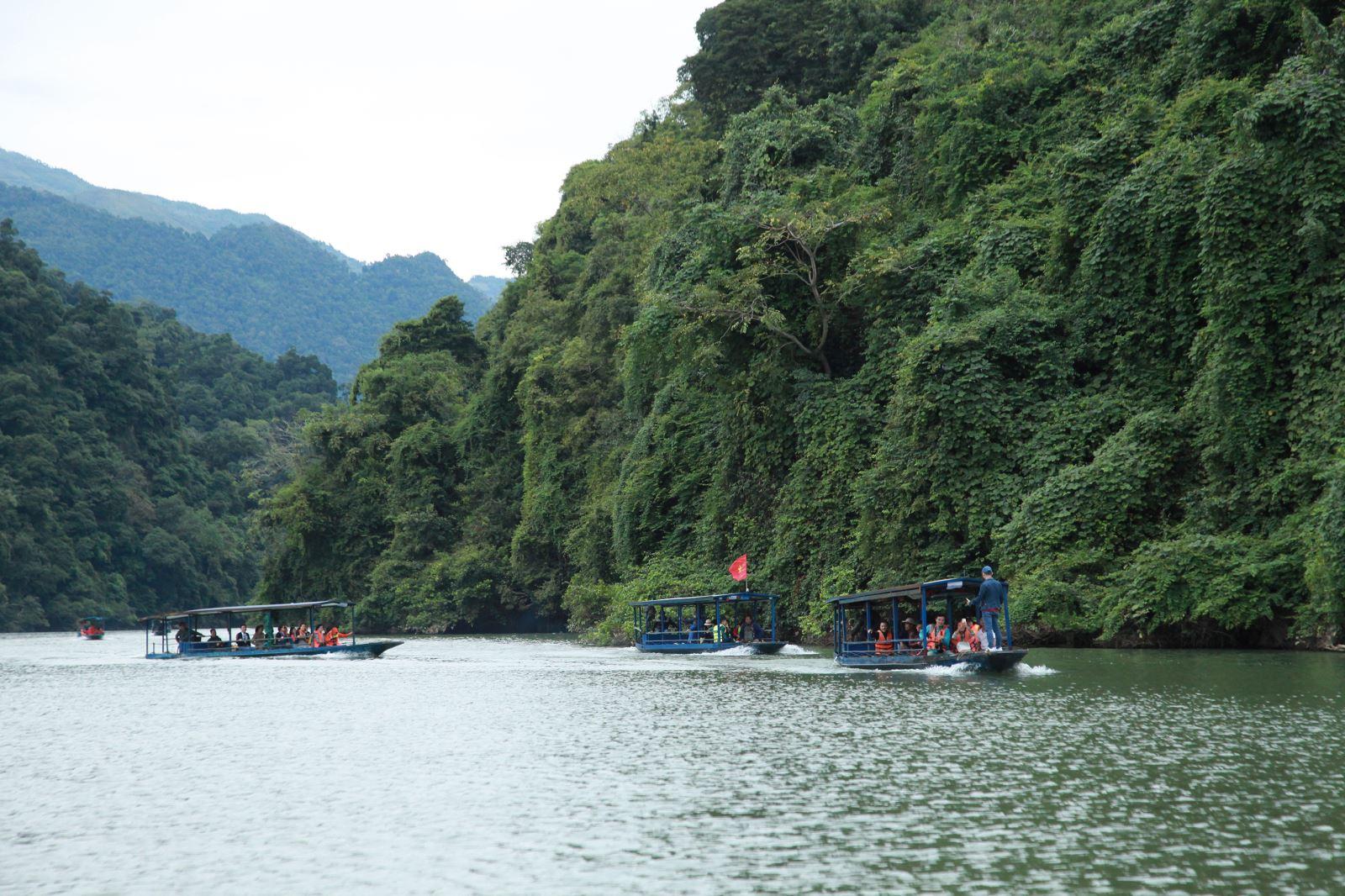 khu du lịch sinh thái