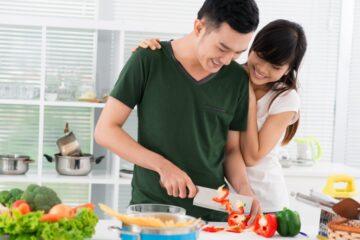 Chồng nên phụ vợ việc nhà