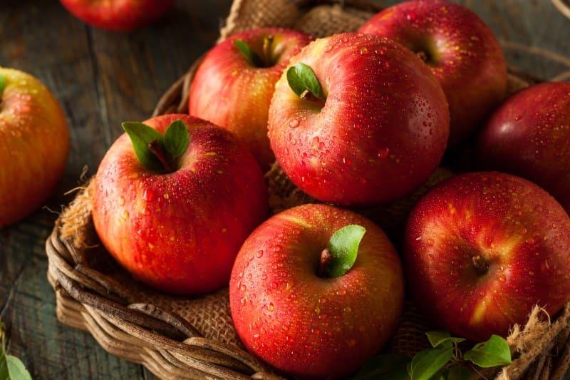 Chất xơ trong táo khiến bạn cảm thấy đói