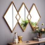 Vị trí gương phải đặt thích hợp trong nhà để hợp phong thủy