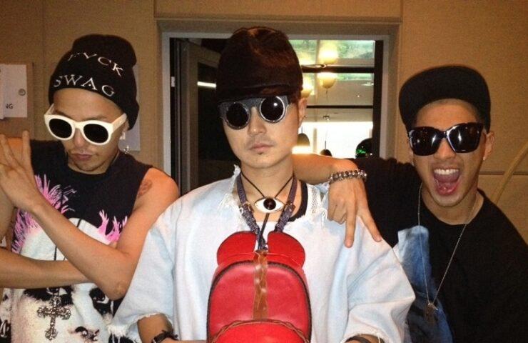 Hội bạn thân chất lượng của làng giải trí Kpop