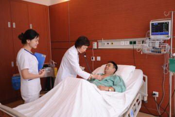 vận động cho bệnh nhân sau mổ
