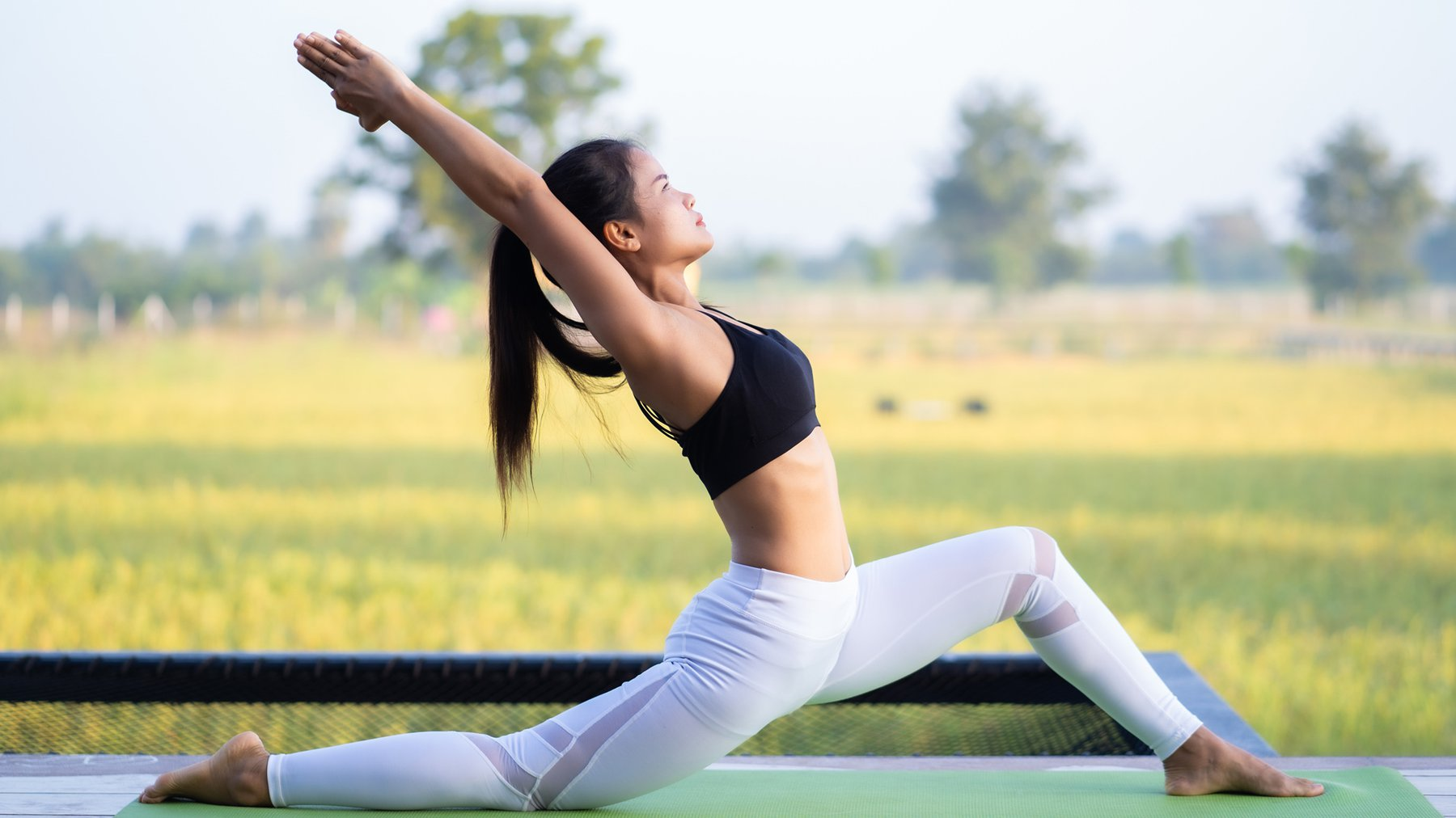 Yoga cũng có thể giúp ngăn ngừa viêm xương khớp