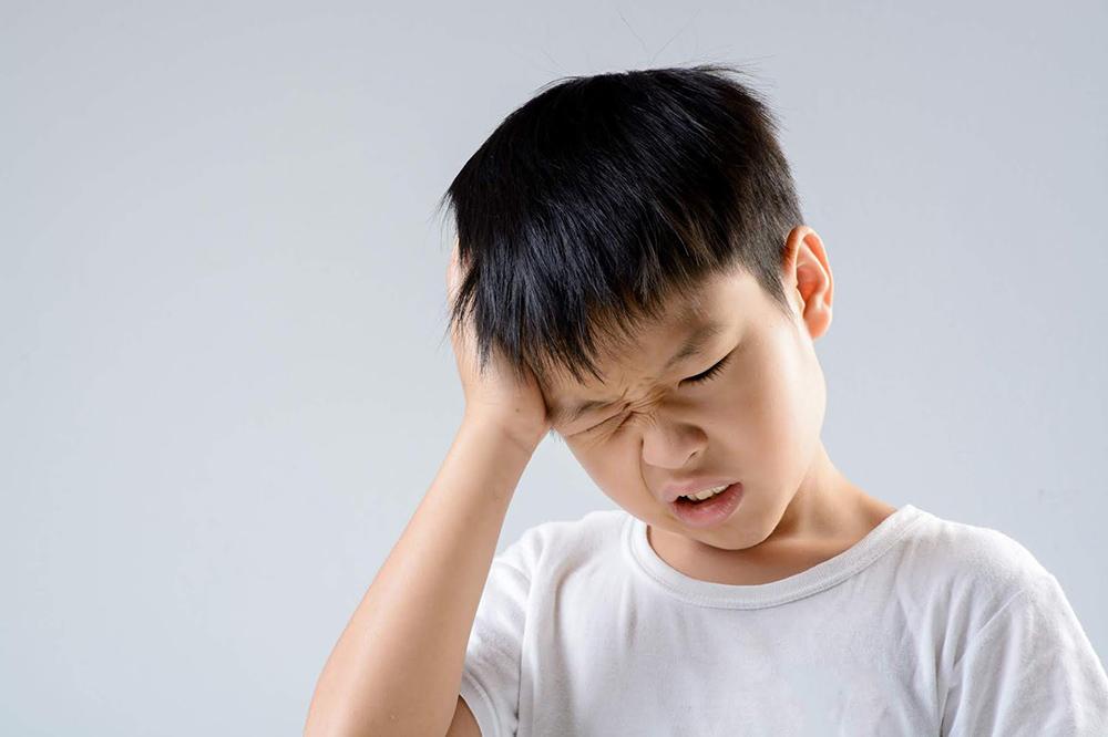 đau nửa đầu ở mọi lứa tuổi