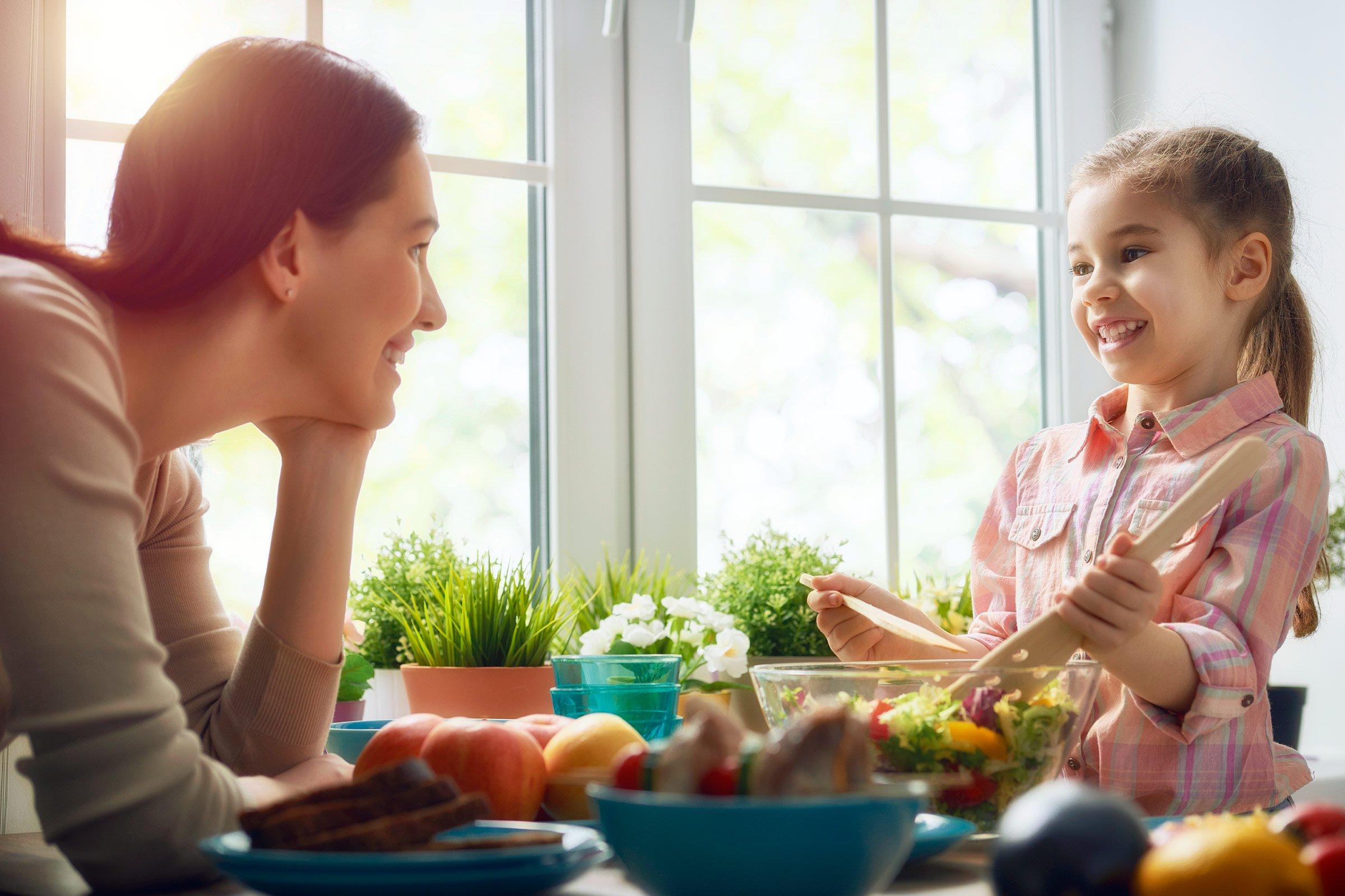 Khen ngợi và khuyến khích con