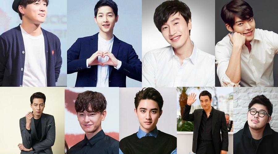 Nhóm bạn thân của Lee Kwang Soo không có tên gọi riêng