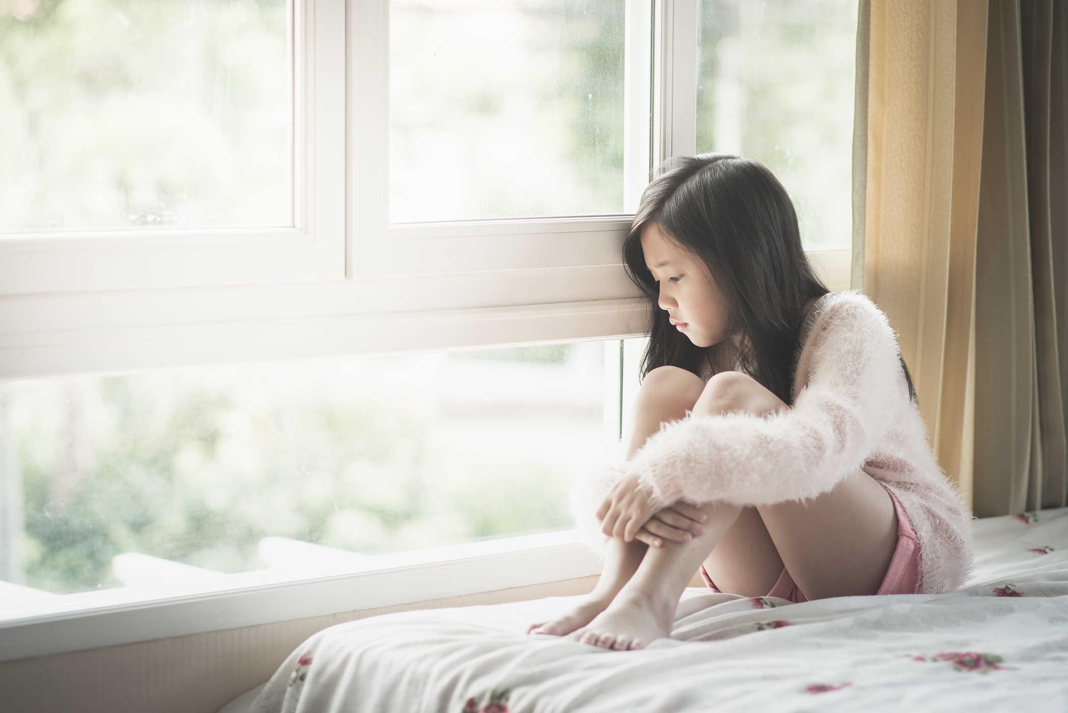 Dấu hiệu trầm cảm ở trẻ