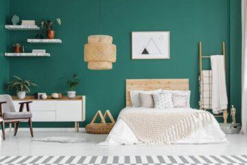 Phòng ngủ cần trồng cây gì để hợp với phong thủy?