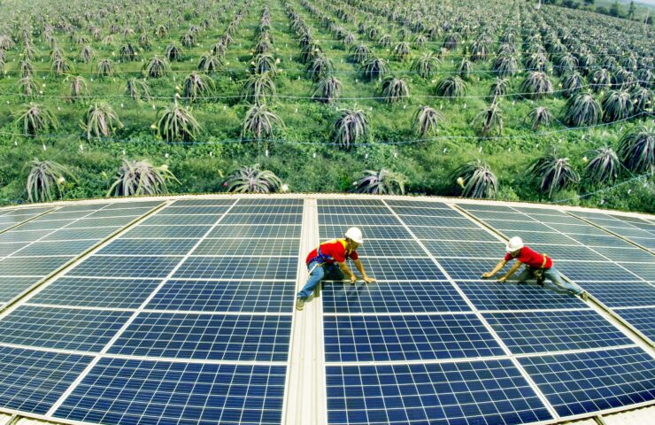 Cần đẩy nhanh đổi mới công nghệ trong lĩnh vực năng lượng sạch