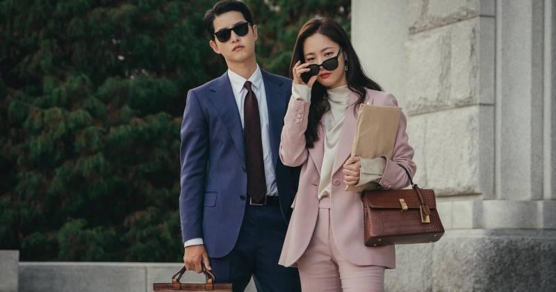 luật sư hong cha yong cùng Song Joong Ki