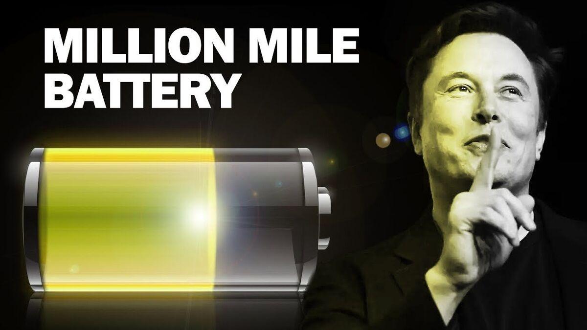 pin 4680 do Tesla tự sản xuất chứ không phải là sản phẩm gia công bên ngoài