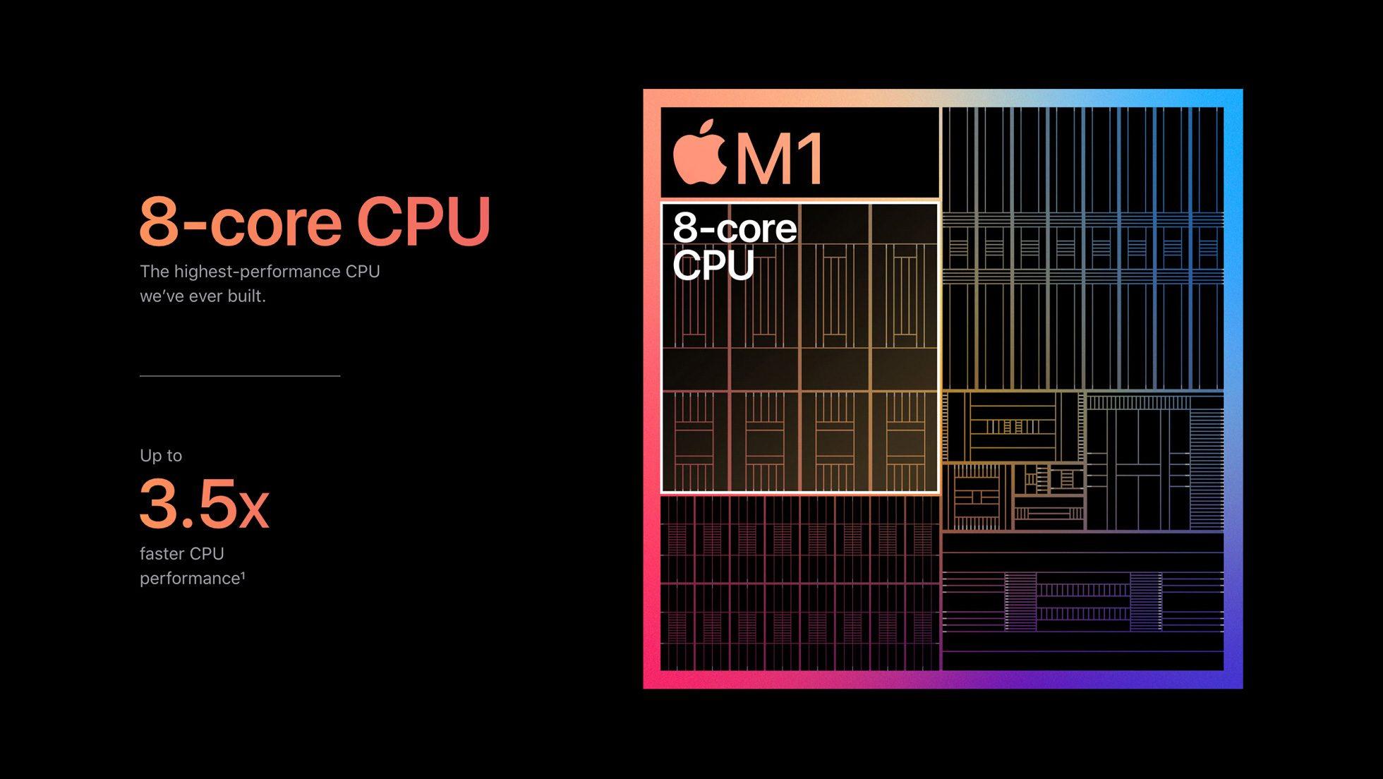 CPU 8 lõi đem lại hiệu suất cao nhưng vẫn tiết kiệm điện