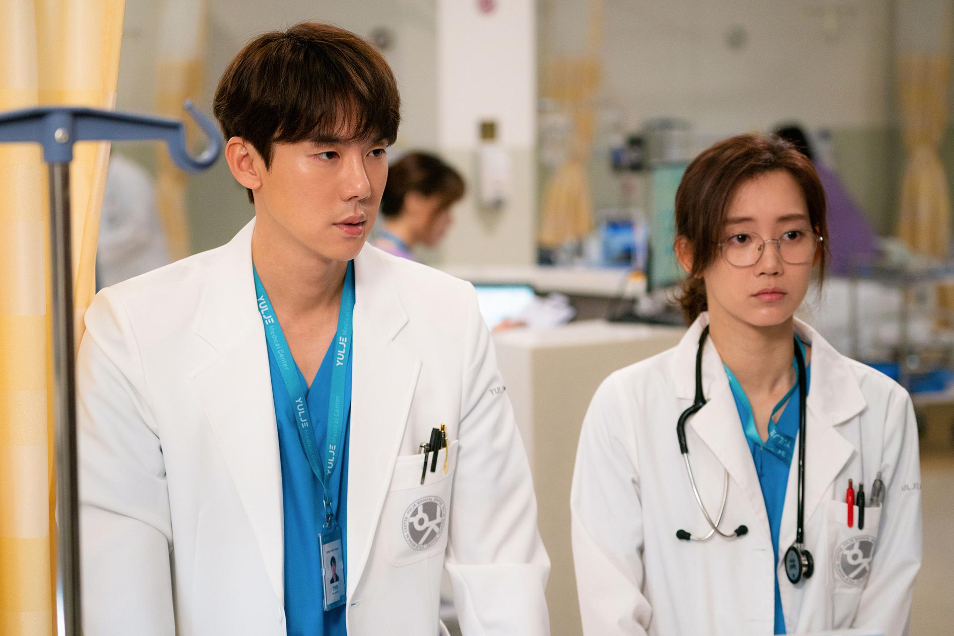 diễn viên nam bộ phim hospital playlist 2