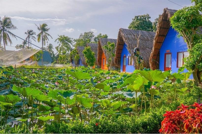 Khu du lịch sinh thái - Vĩnh Long