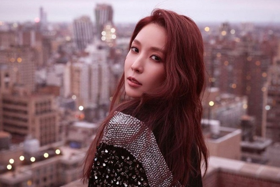 BoAđã đi cùng SM Entertainment từ những ngày đầu thành lập công ty