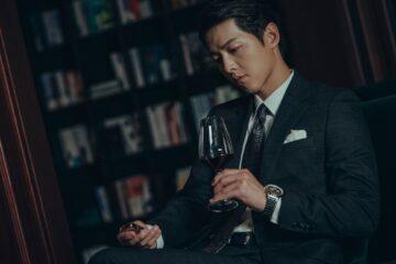 Song Joong Ki và bộ phim đình đám Vincenzo