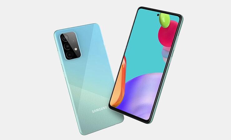 Chưa ra mắt nhưng Samsung Galaxy F52 5G đang rất được mong chờ
