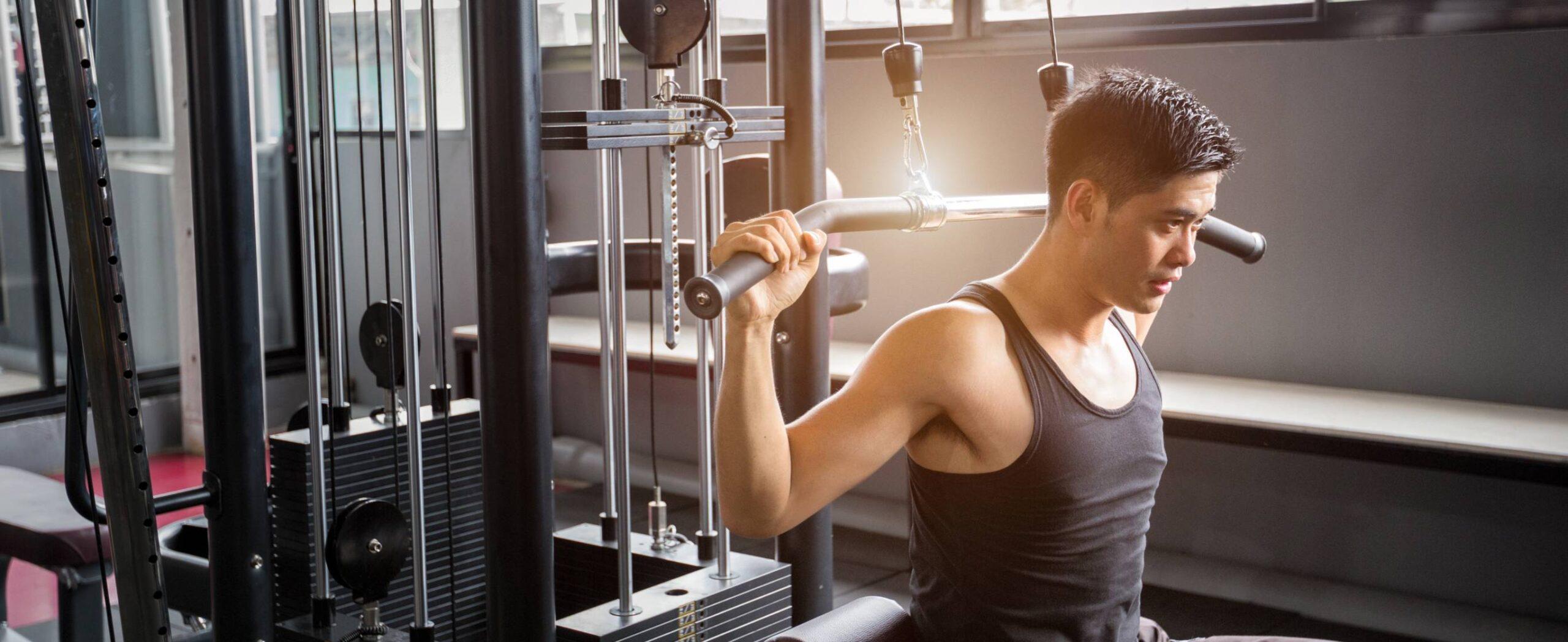 Rèn luyện cơ bắp như gym