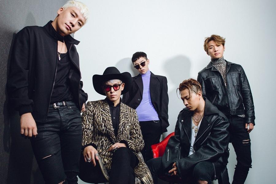 Big Bang là nhóm nhạc đưa YG Entertainment đến đỉnh cao như bây giờ