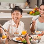 Vì sao những bữa cơm gia đình có vai trò quan trọng?