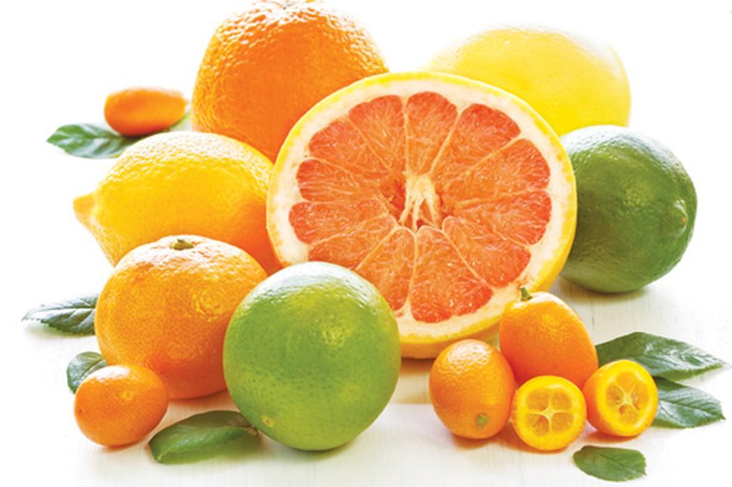 Cam rất giàu vitamin C