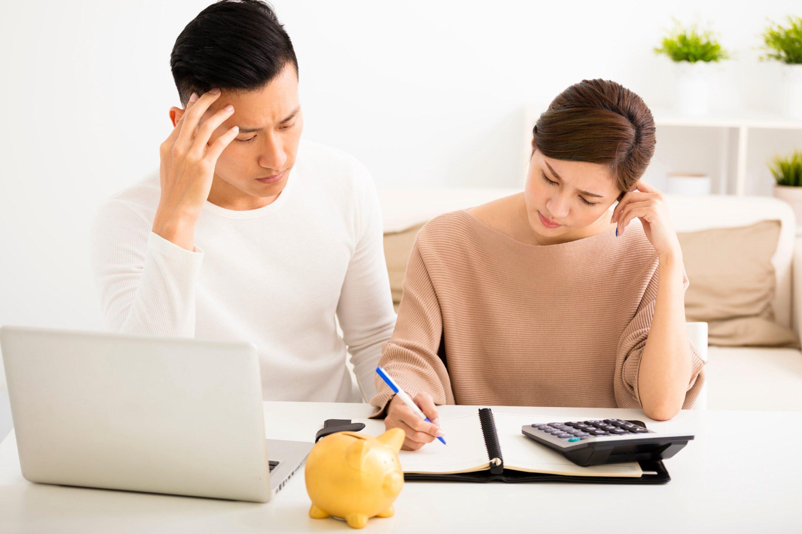 Chia sẻ tài chính cá nhân vợ chồng