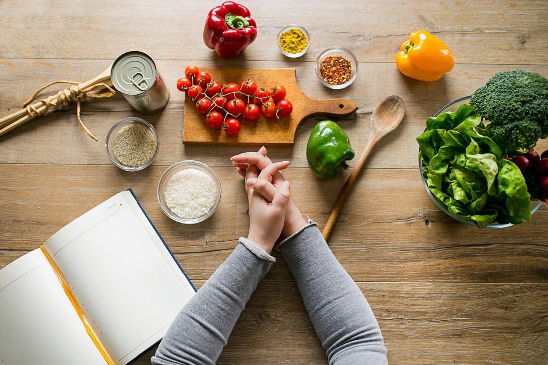 chế độ ăn uống giàu canxi, protein