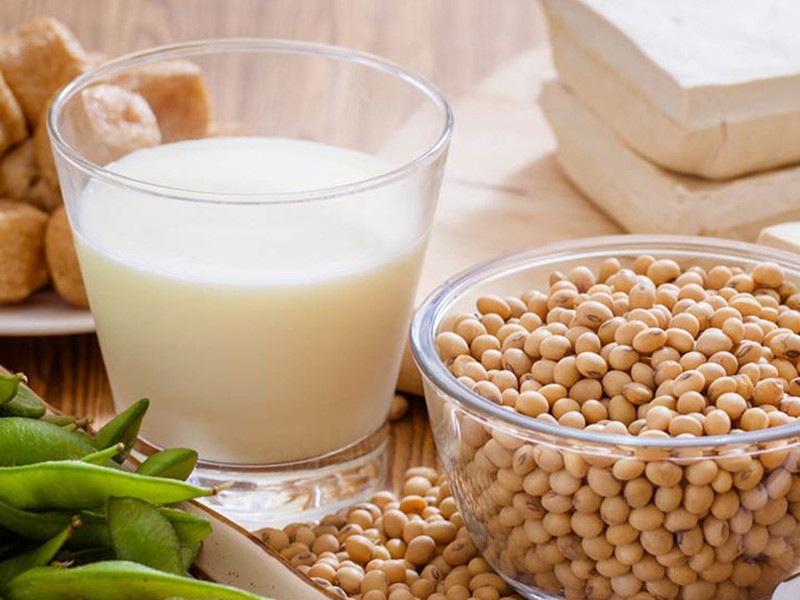 Giá trị Dinh dưỡng có trong đậu nành