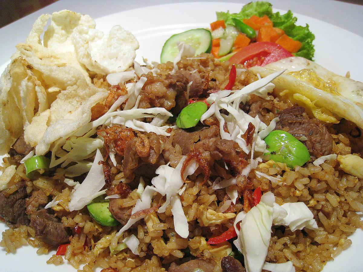 Món ăn Nasi