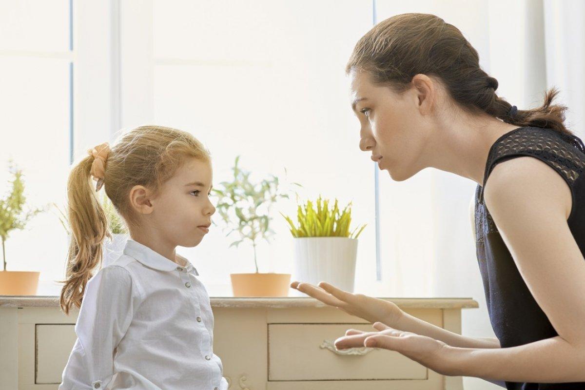 Ngưng đặt áp lực lên con và la mắng trẻ