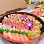 Nguồn dinh dưỡng tuyệt vời và những lưu ý khi ăn Sushi