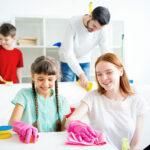 Các bước phân chia công việc nhà trong gia đình hợp lý