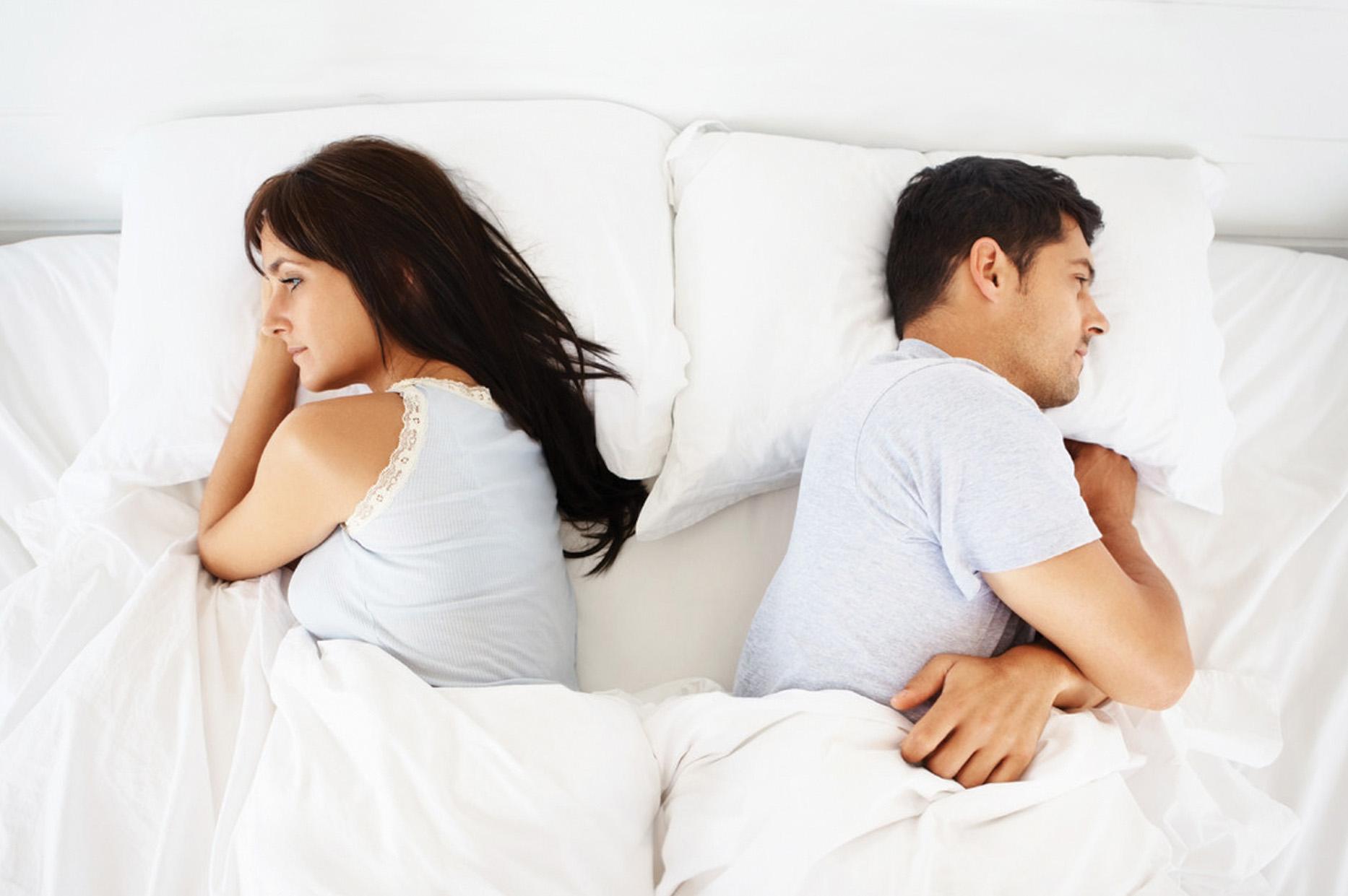 Vợ chồng không thấu hiểu nhau