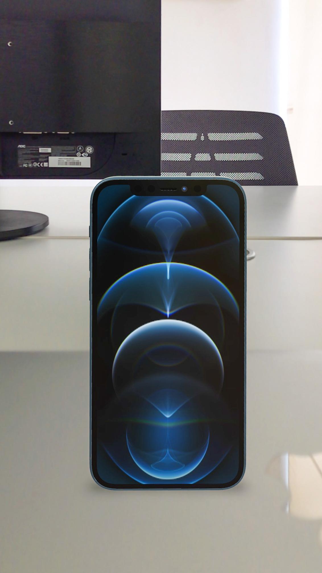 Công nghệ màn hình iPhone trong tương lai sẽ có thể mang lại trải nghiệm AR
