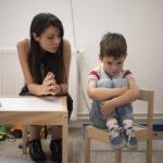 Time Out: Dùng hình phạt nhẹ để dạy con
