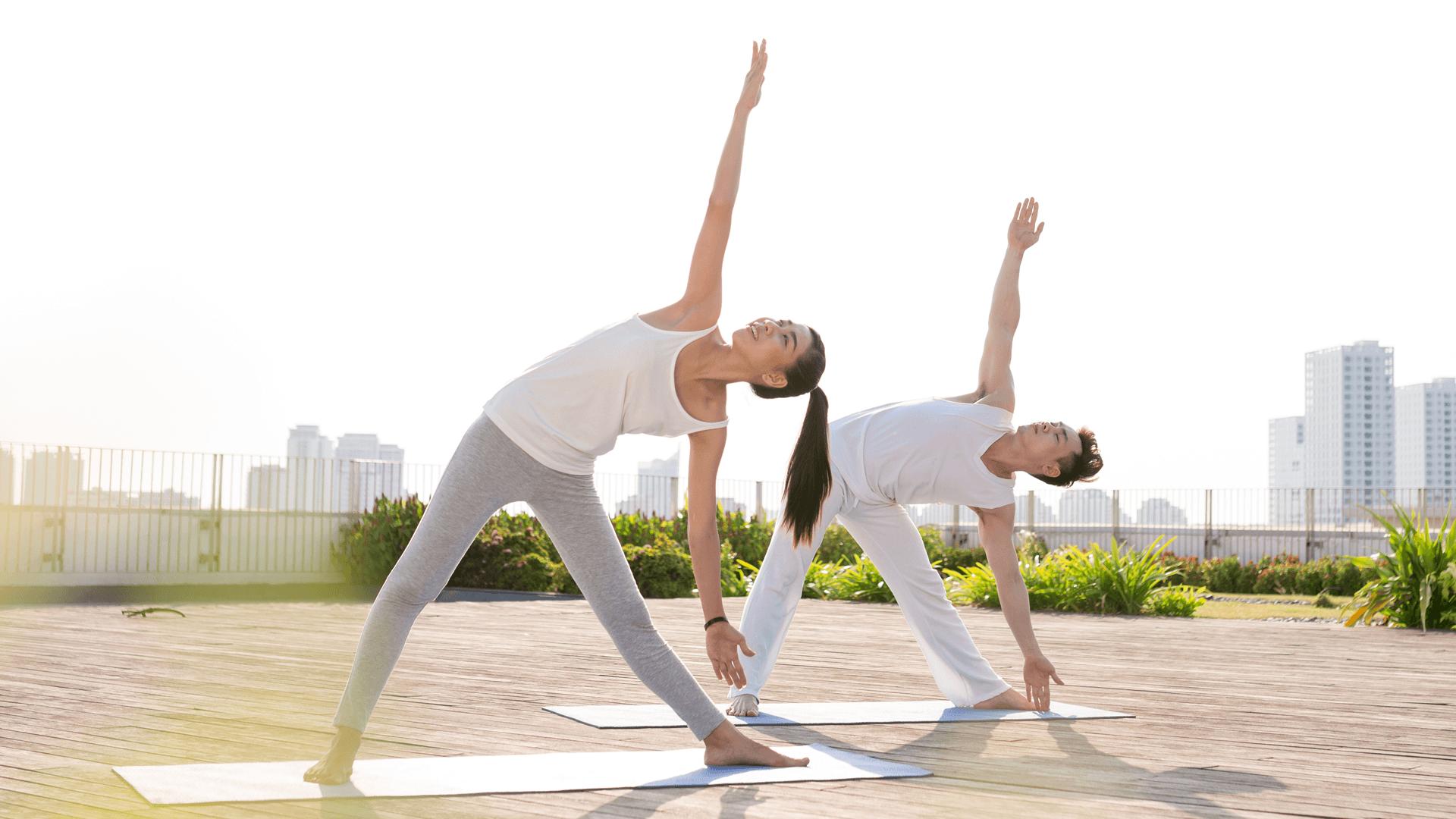 Vận động giúp tăng cường thể lực