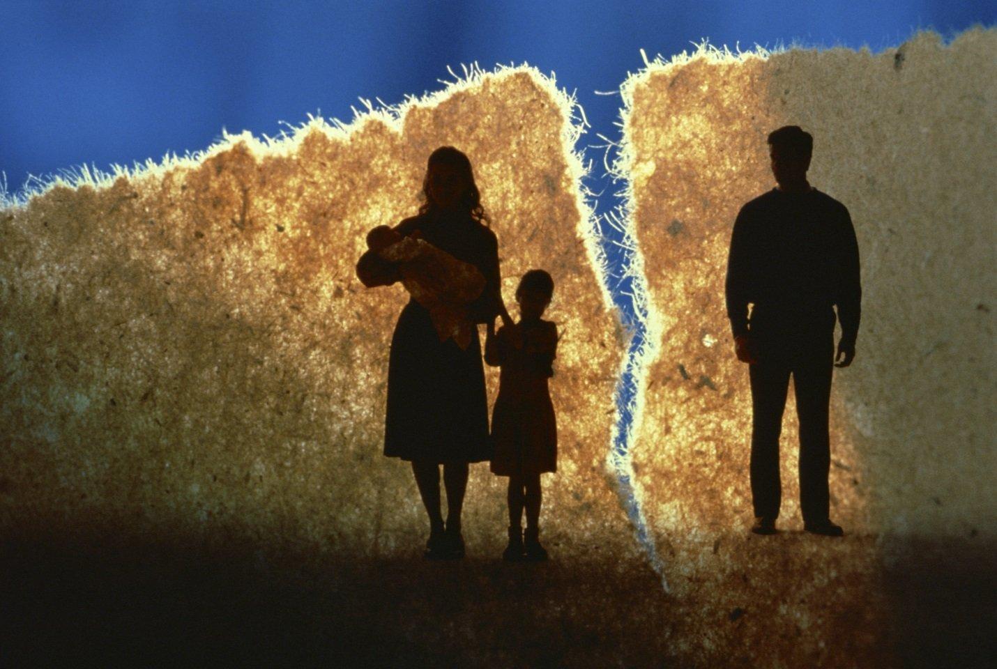 Rạn nứt trong gia đình