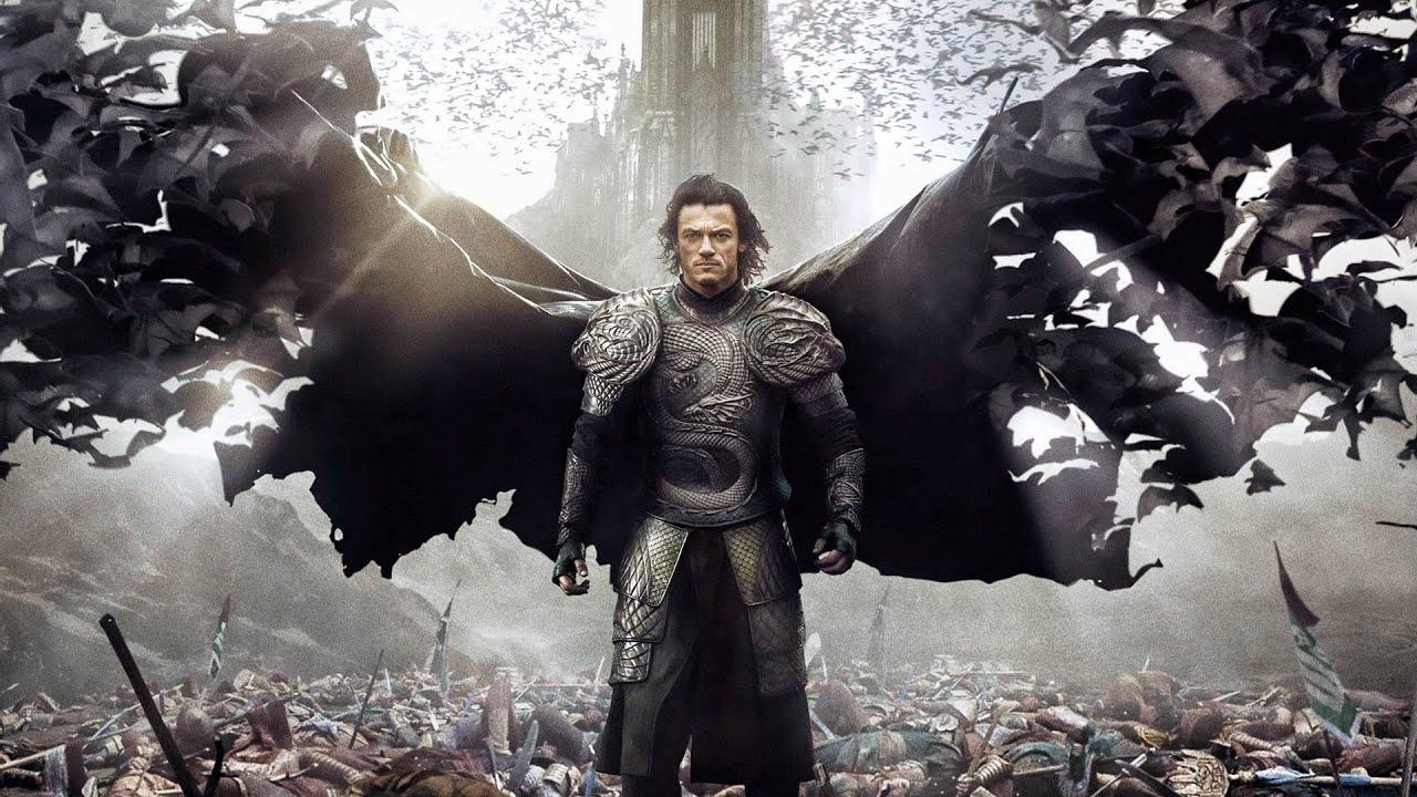 Phim ma cà rồng Dracula Untold