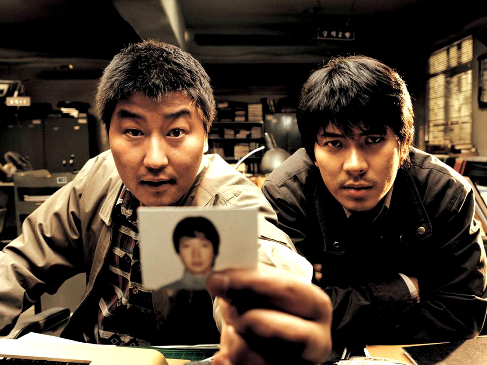 Phim Ký ức về kẻ giết người (2003)