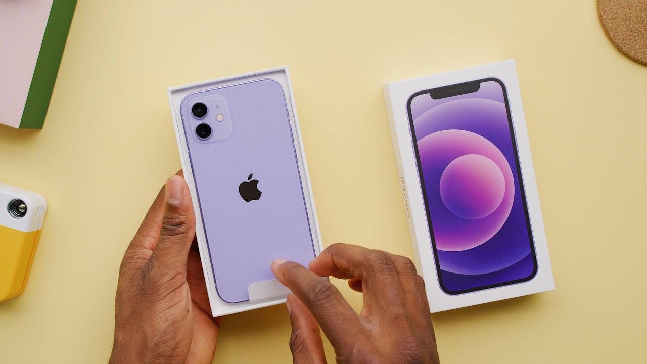 Sơ lược về thông số kỹ thuật của iPhone 12