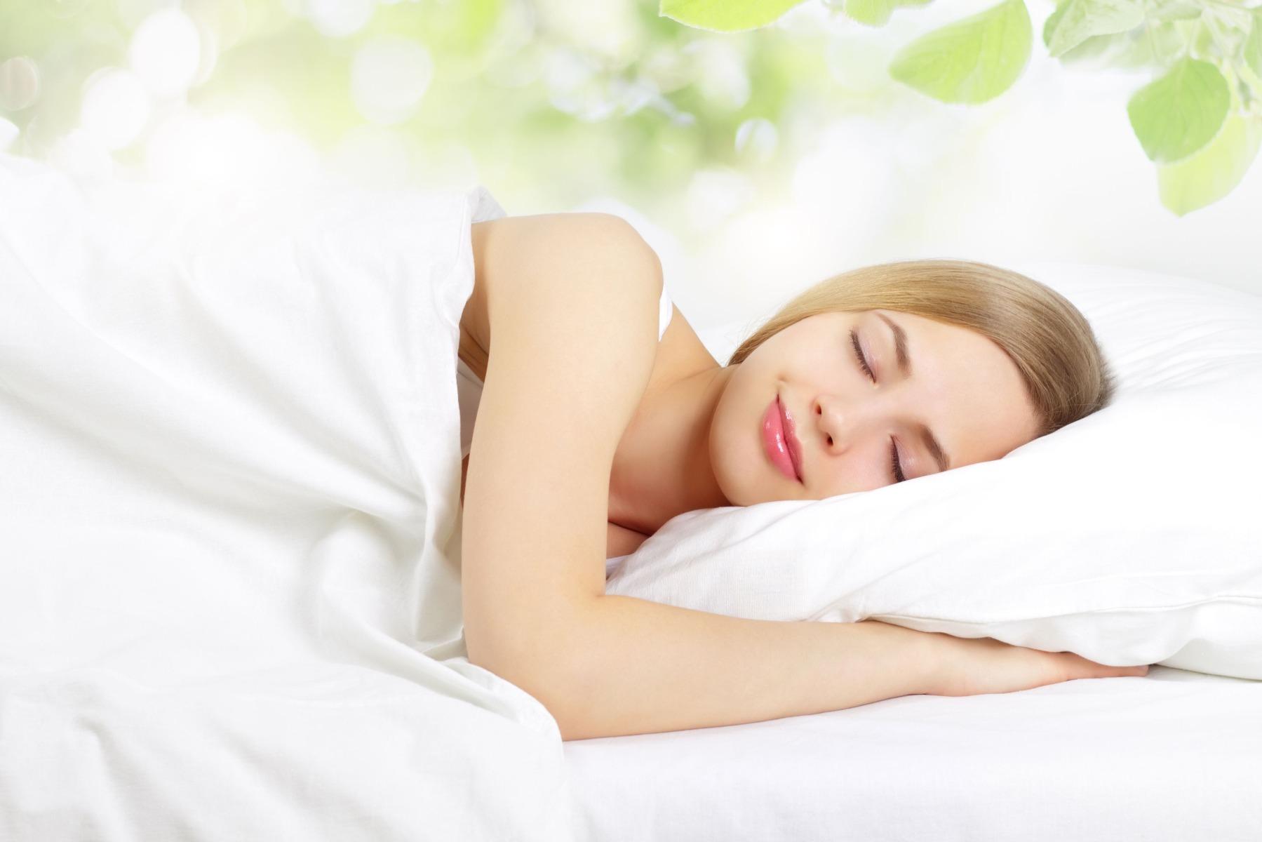 Ngủ đầy đủ giấc giúp tăng hệ miễn dịch