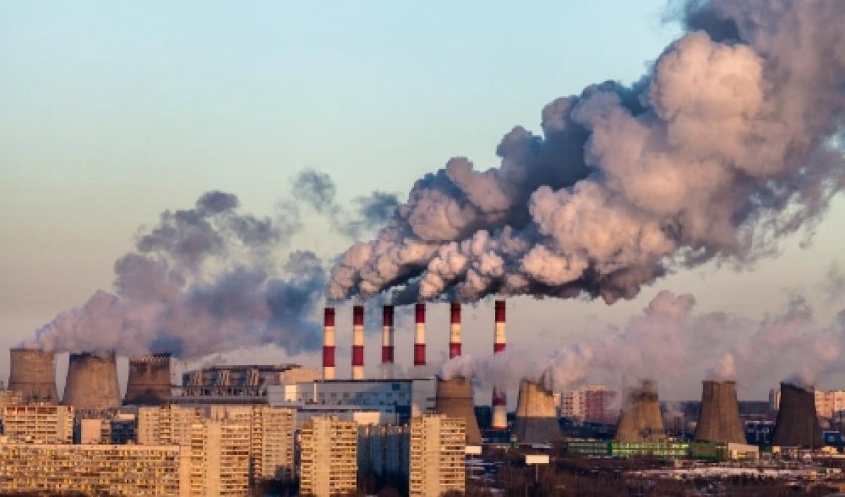 Sự ô nhiễm không khí