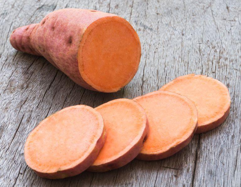 Khoai lang giàu vitamin và khoáng chất